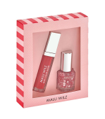 Malu Wilz Gift Set - Soft Color Gloss 6ml + Nail Polish 7ml