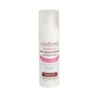 Nougatine Sensidouce Moisturizing face cream 30ml