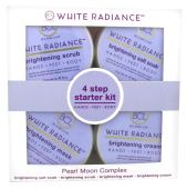 BCL white radiance Starter Kit 4 x 90 ml