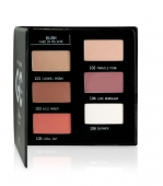 Jean Klebert Gil Cagne Color Palette Powder Fard - Blush