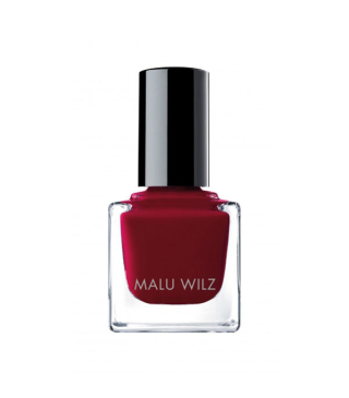 Malu Wilz Lak za nokte Deep Cherry Red 305