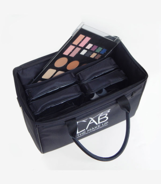 RVB LAB the make up by diego dalla palma milano Make-up artist's bag - open