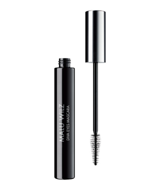 Malu Wilz Diva Eyes Mascara Black