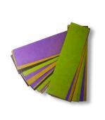 Trake za depilaciju rezane Roial Multicolor 7x20cm - 50 kom