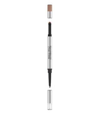 Malu Wilz Duo Eyebrow styler 02 Blonde