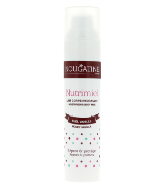 Nougatine Nutrimiel Moisturizing body milk 100ml