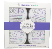 BCL lavender + mint Starter Kit 4 x 90 ml