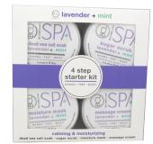 BCL lavender + mint Starter Kit 4 x 90 ml
