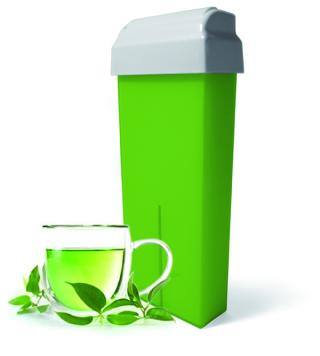 Patrona za depilaciju 100ml / zeleni čaj