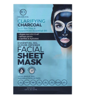 BCL Essentail Oil Facial Mask Clarifying Charcoal 20ml