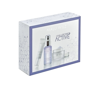 Malu Wilz Hyalutonic Active+ Face Set