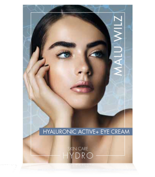 Malu Wilz Hyaluronic Active+ Eye Cream UZORAK