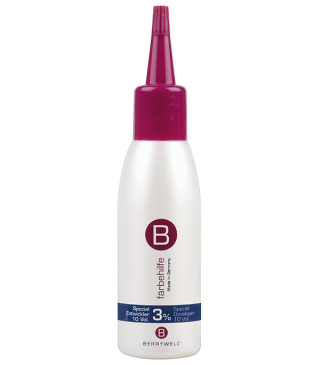 BerryWell Cream Developer 3% for Eyebrow and Eyelash Dye 61ml
