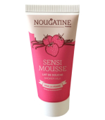 Nougatine Sensimousse Vanilla/strawberry shower milk 200ml