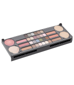 Malu Wilz 24 Eyeshadow's & 6 Blusher's & 4 Powder's pallet