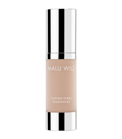Malu Wilz Natural Finish Foundation 30ml