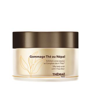 THÉMAÉ Creamy body exfoliant Thé au Népal 200ml