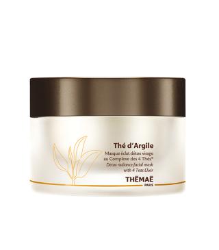 THÉMAÉ Detox radiance face mask 50ml