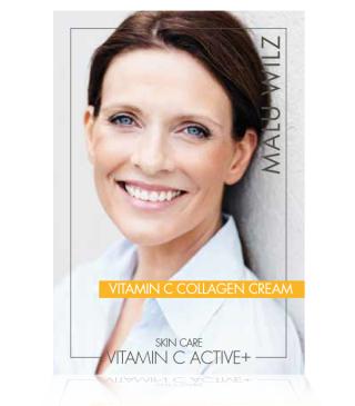 Malu Wilz Vitamin C Active+ Collagen Cream UZORAK
