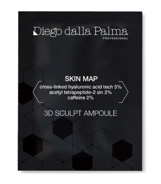 Diego Dalla Palma Professional Skin Map 3D Sculpt UZORAK