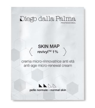 Diego Dalla Palma Professional Skin Map Anti Age Micro-renewal Cream UZORAK