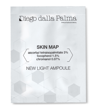 Diego Dalla Palma Professional Skin Map New Light UZORAK