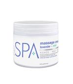 BCL lavender + mint Massage Cream 473g