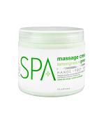 BCL lemongrass + green tea Massage Cream 473g
