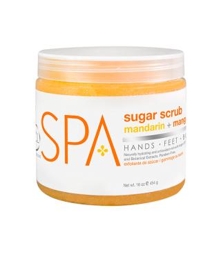 BCL mandarina & mango Sugar Scrub 454g