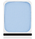 Malu Wilz Eyeshadow refil 60A Shiny Pastell Blue