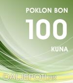 Poklon bon 100,00 kn