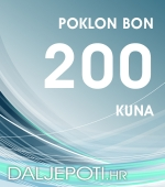 Poklon bon 200,00 kn