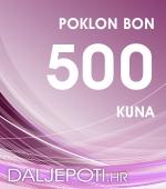 Poklon bon 500,00 kn
