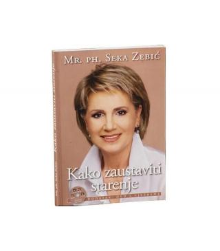 Knjiga i DVD Kako zaustaviti starenje