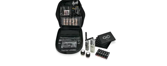 Jean Klebert Profesionalna makeup torba