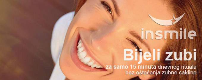Jean Klebert In Smile Kit za izbjeljivanje zubi