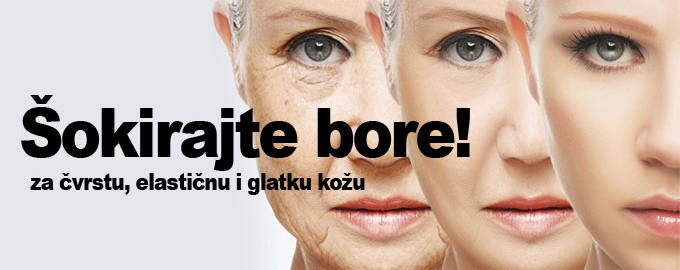 Jean Klebert T-Shock tretmanom i proizvodom do savršene kože