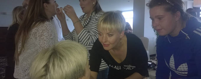 Make up workshop 'GET the GLOW'