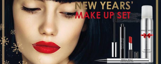 Novogodišnji make up set MALU WILZ  - samo u prosincu!