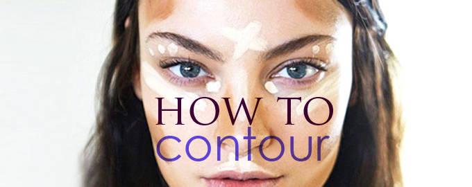 Makeup-om do savršenog lica- konturiranje